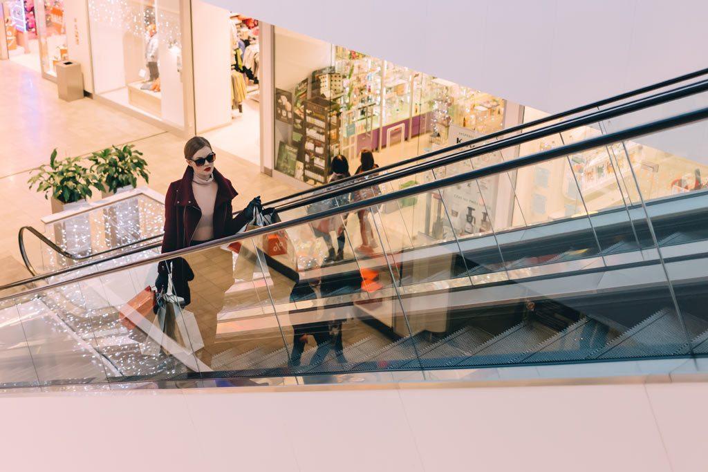 shopping-woman
