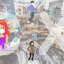Sosyal mesafe ve hijyen ile güncellenen müşteri deneyimi