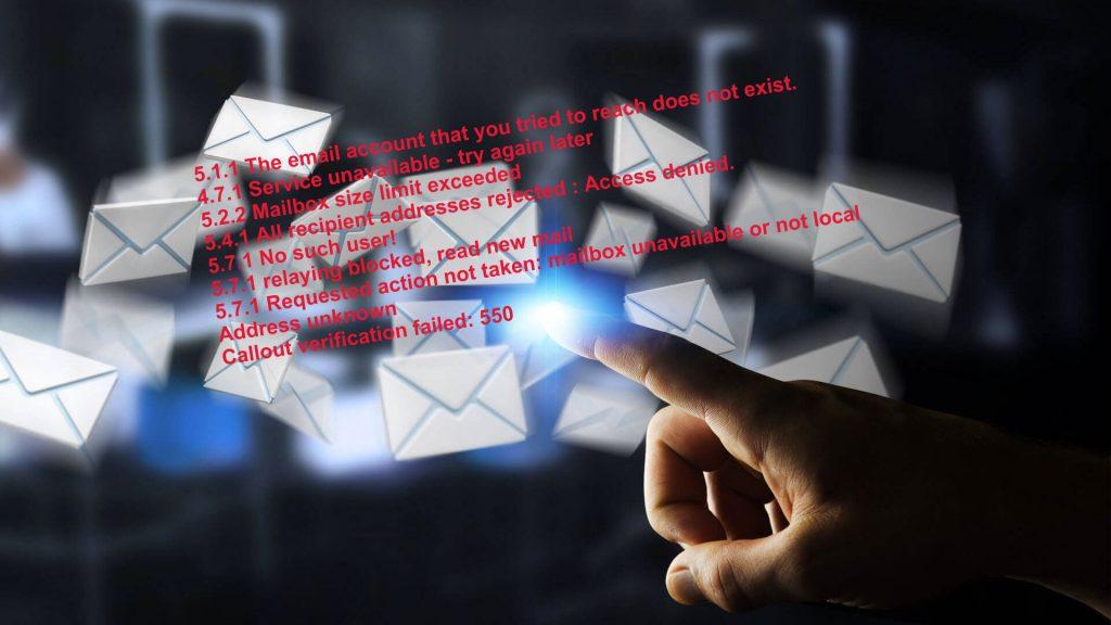 email-hata